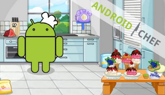 Mejores aplicaciones recetas cocina android gratis