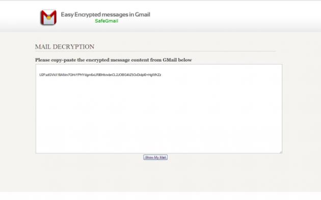 Enviar correos encriptados desde Gmail