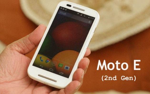 Moto E 2