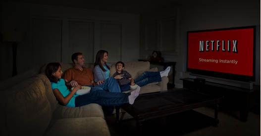 NETFLIX cine y series online