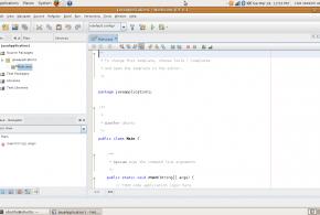 NetBeans en Ubuntu