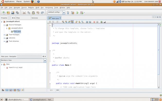 Tutorial: Instalar NetBeans en Ubuntu