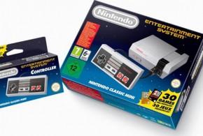 Nintendo Classi Mini