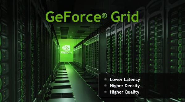 Nvidia Geforce Grid