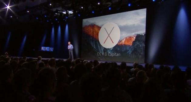 OS X 10.11 El Capitán