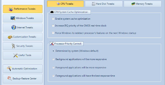 Optimizar Windows 7