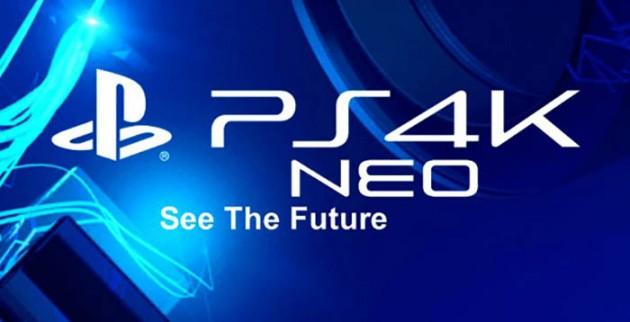 PS4 mas potente NEO