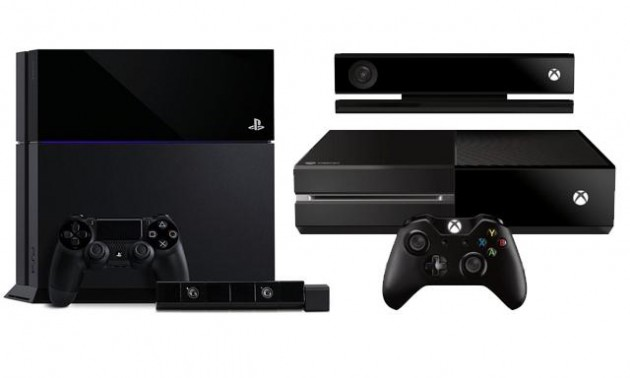 PS4 y Xbox One (Consolas)