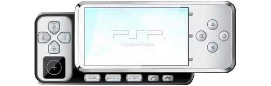 PSP Phone, el móvil pensado para jugar