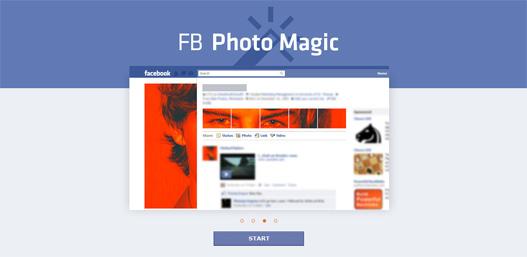 Perfil personalizado de Facebook