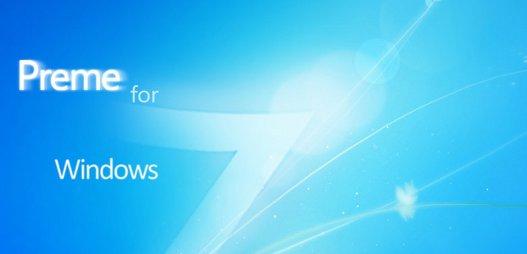 Preme, mejora la usabilidad de Windows 7