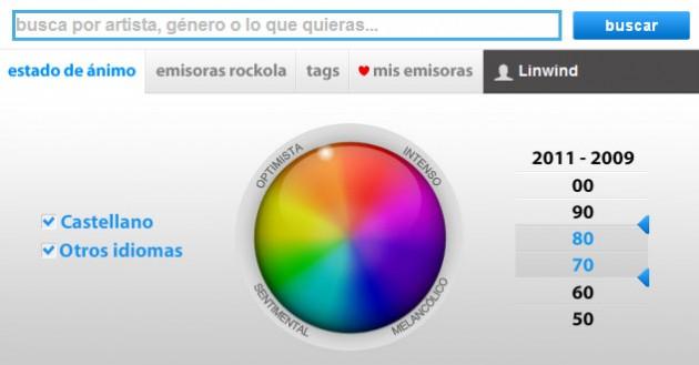 Rockola.fm la radio personalizada según tu estado de ánimo
