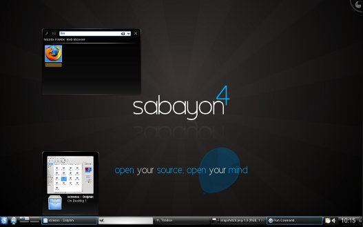 Sabayon Linux 5.1