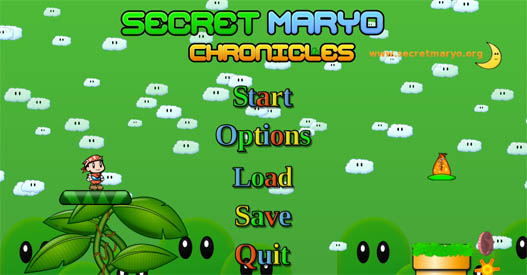 Secret Maryo Chronicles