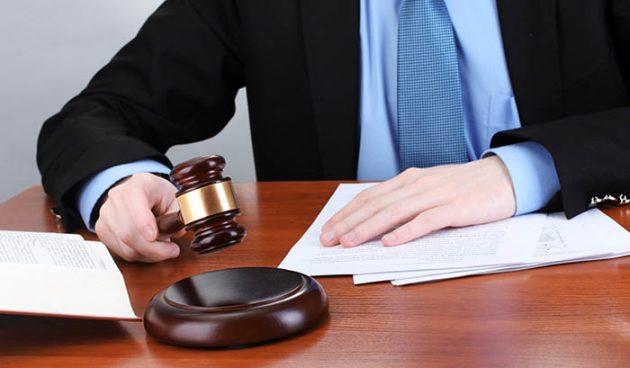 Sentencia juez