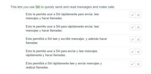 Siri controlar WhatsApp