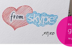 Skype gratis durante un mes