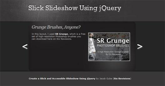 Slick Slideshow