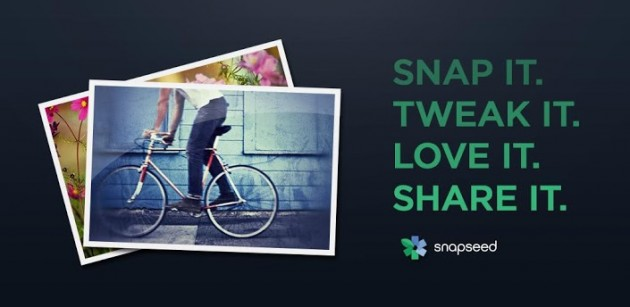 Snapseed, la alternativa de Google a Instagram