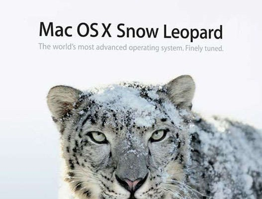 Snow Leopard disponible – Faltan 3 días.