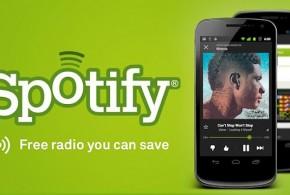 Spotify Free radio