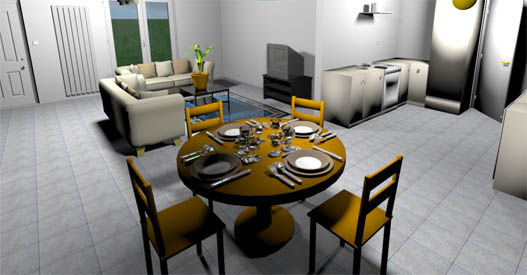 Sweet home 3d programa para dise o y decoraci n de for Programa para decoracion de interiores