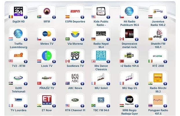 Ver miles de canales de TV en directo con Chrome TV-en-directo