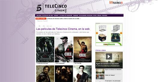Telecinco Cinema