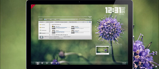 Tema para Windows 7