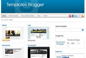 Templates Blogger