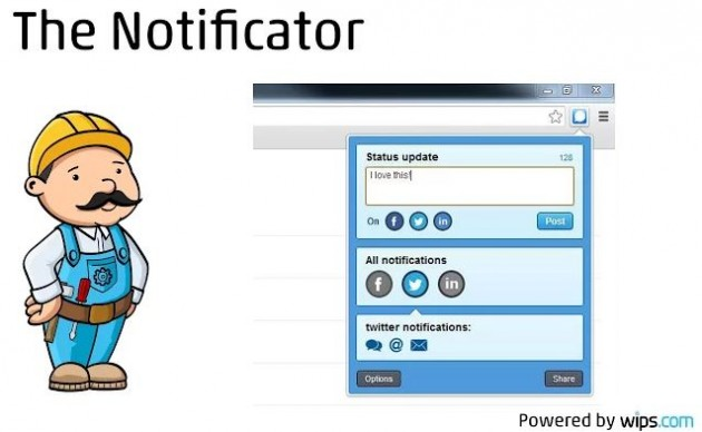 The Notificator