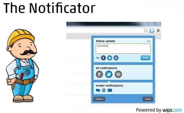 The Notificator