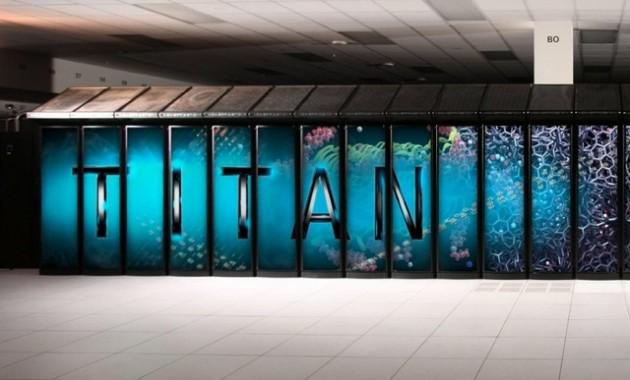 Titan, la supercomputadora más rápida del mundo esta diseñada con GPUs