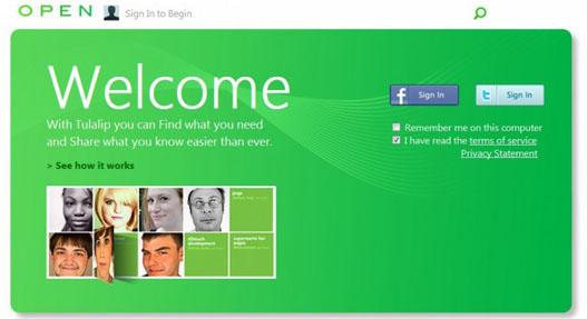 Tulalip, la red social de Microsoft