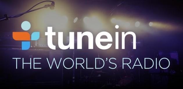 TuneIn Radio: Todas las emisoras de radio en Android