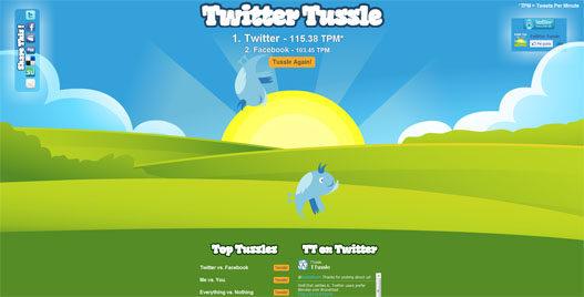 Twitter Tussle
