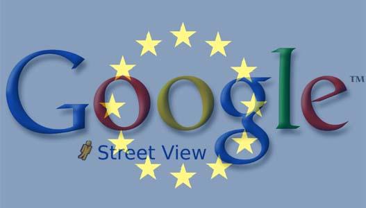 La UE contra Google Street View