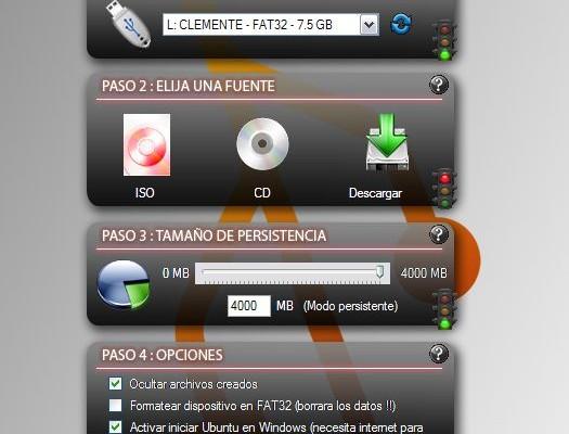 uSBuntu – Instalar Ubuntu desde un USB