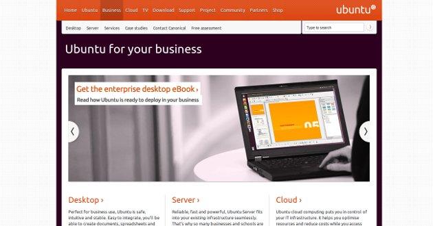 Ubuntu Business Desktop Remix