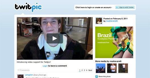 Video Twitpic