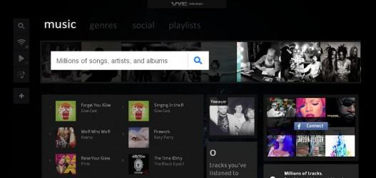 Vye Music Escuchar musica online