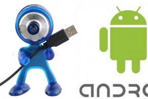 Webcam de Android en PC