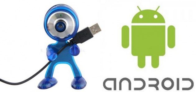 Webcam de Android en PC