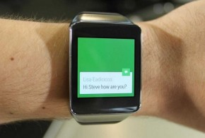 WhatsApp en Android Wear