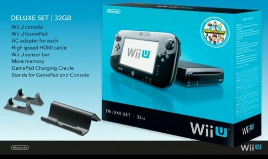 Detalles oficiales de la Wii U