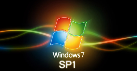 Windows 7 SP1 Service Pack