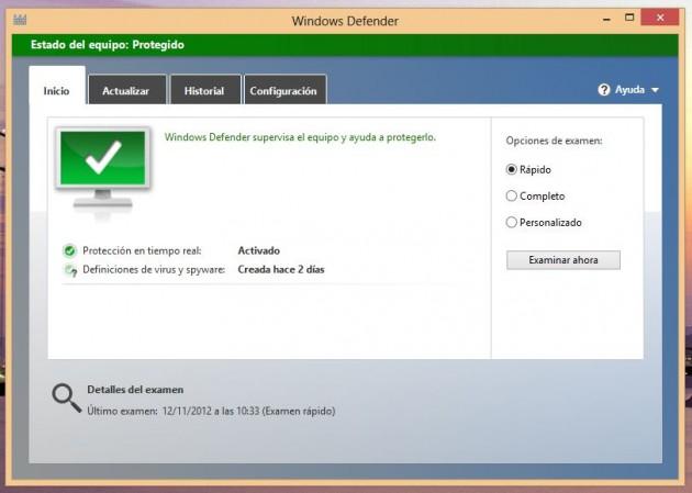 El antivirus de Windows 8 no es fiable