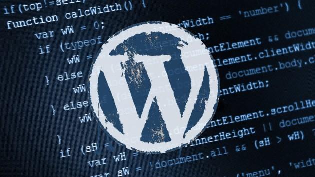 WordPress código