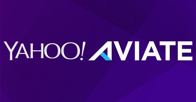 Yahoo aviate