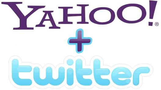 Yahoo también mostrará tweets  en sus búsquedas.
